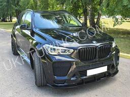 Капот BMW X5 G05 2020 2019 2018