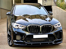 Капот BMW X5M F95 2020