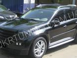 Двойные туманки Brabus Mercedes GL X164 2006 2007 2008 2009 - фото 4