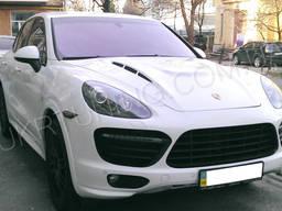 Обвес GTS Porsche Cayenne 958 2010 2011 2012 2013.