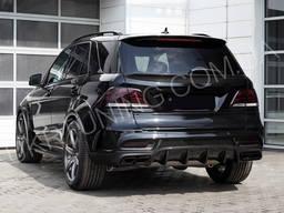 Спойлер Mercedes GLE Wagon W166