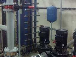 Обвязка промышленного оборудования / обвязка оборудования
