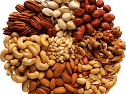 Обжарка орехов и семечек