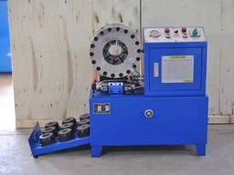 Обжимний станок, обладнання для виробництва РВТ