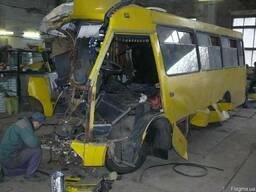 Оценка ущерба и ремонт автобусов после ДТП - фото 3