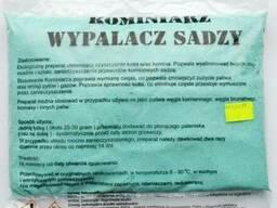 """Очиститель сажи (сжигатель сажи) """"Kominiarz"""" Польша 1 кг."""