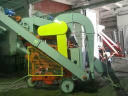 Очиститель вороха ОВС-25 (віялка ОВС) после кап. ремонта
