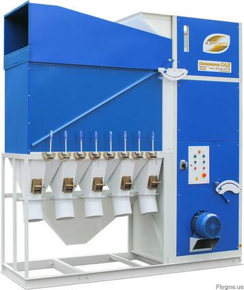 Очистительная машина для зерна сепаратор САД-20