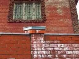 Очистка кирпича, фагота, клинкера, фасадов от высолов.