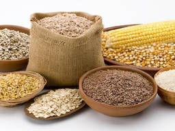 Очистка, сортировка, фасовка зерна, бобовых и масличных