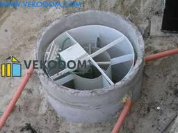 Емкости для воды подземные