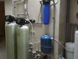 Очистка воды со скважин