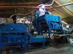 Очистные машины по очистке и калибровке семян