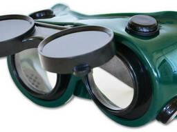 Очки сварочные круглые