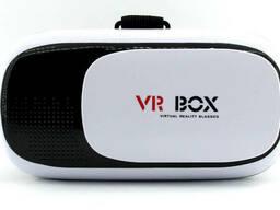 Очки виртуальной реальности VR BOX V. 2. 0 с джойстиком