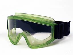 Очки закрытые прямой вентиляции ЗH4 эталон росомз