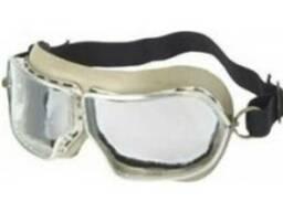 Очки закрытые ЗП1-У с прямой вентиляцией