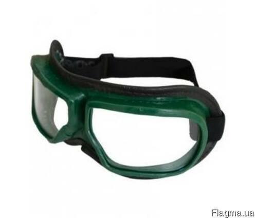 Очки закрытые с прямой вентиляцией ЗП12-У
