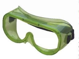 Очки защитные Росомз закрытые Эталон с непрямой вентиляцие