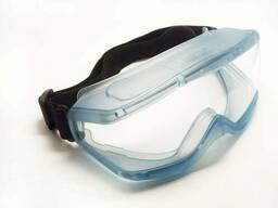 Очки защитные Triarma /G-05/ герметичные без вентиляции Голубой (TRI05)