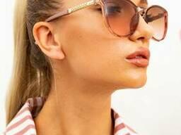 Очки жен. солнцез. 139R001 цвет Светло-коричневый