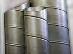 Оцинкованная спирально-навивная труба Spiro ф90-ф1000