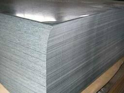 Оцинкованный лист 0,5х1000х2000 мм