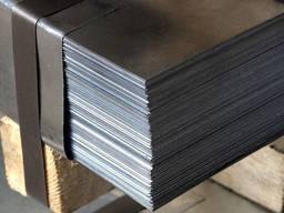 Лист стальной пружинный ст 65Г 2. 0х710х2000 мм холоднокатанн