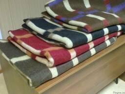 Одеяло 50/50 шерсть 140х210