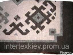 Одеяло 72% шерсти 1400х200 см