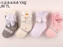 Одежда для детей трусики, носочки, маечки.