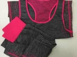 Одежда для фитнеса, йоги, бега Yoga Wear a Suit Slimming