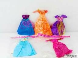 Одежда для кукол в пакете