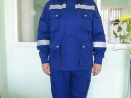 Одежда для скорой помощи:куртка, брюки, мужская, женская