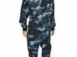 Одежда форменная, униформа охранника Белая ночь