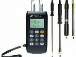 Одно- и двухканальные термометры ТЕМП-3. 1