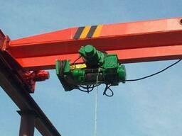 Однобалочный мостовой кран LDY для металлургической. ..