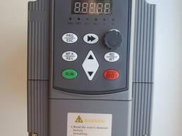Однофазный 220В 4квт преобразователь частоты частотник