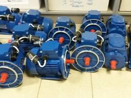 Однофазный электродвигатель 1,1 кВт 3000 об/мин 220В 71а2