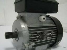 Однофазный электродвигатель АИ1Е 80 В4 (1, 1 кВт 1500 об/мин)