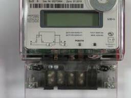Однофазный многотарифный прибор учёта электроэнергии СТК1-1