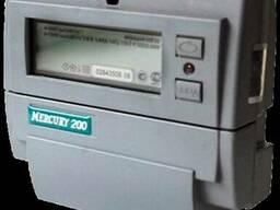 Однофазный многотарифный счетчик Меркурий 200. 02
