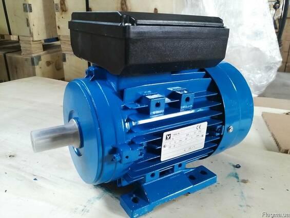 Однофазные двигатели ML80В4 - 0,75кВт/1500 об/мин