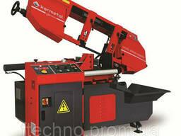 Одностоечный ленточнопильный полуавтомат Karmetal KDG 300x500