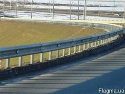 Односторонние дорожные ограждения тип 11 ДО