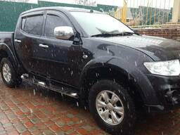 Официальній Mitsubishi L200 2.5 Intense LONG Restyling 2014