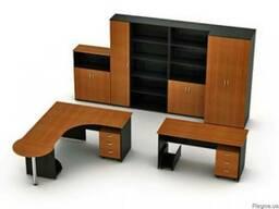 Офисная корпусная мебель, офисные перегородки