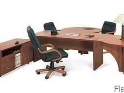 Офисная мебель столы ,шкафы, тумбочки Директора и персонала