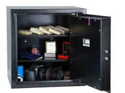Офисный сейф Ferocon БС-46К. П2. 9005