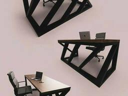 Офисный Стол Для Руководителя стиль LOFT